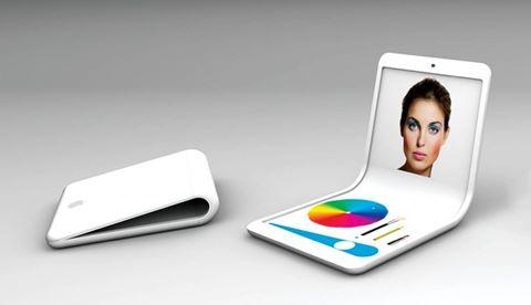Nokia có thể làm điện thoại gập