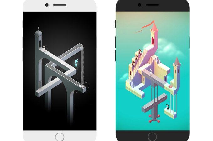 Bản thiết kế iPhone 8 màn hình tràn cạnh tuyệt đẹp