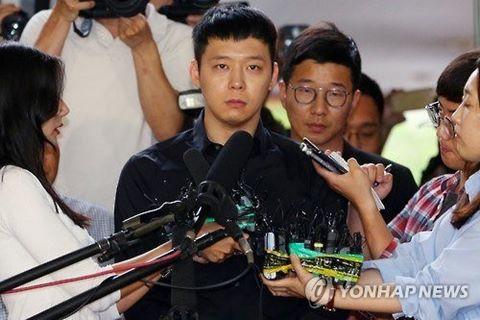 Tiếp viên lĩnh án tù sau cáo buộc bị Park Yoochun cưỡng hiếp