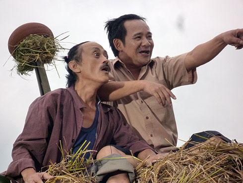 Giang Còi lên tiếng về tin đồn xích mích với Quang Tèo