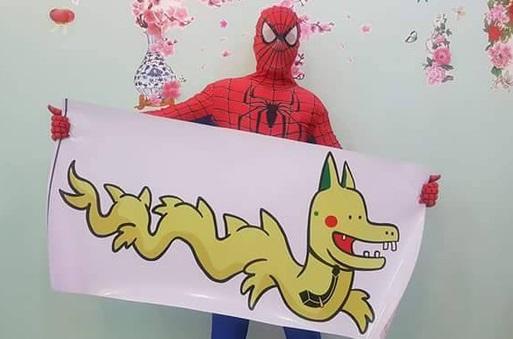 """Trào lưu sáng tạo với """"rồng Pikachu"""" tràn ngập khắp nơi"""