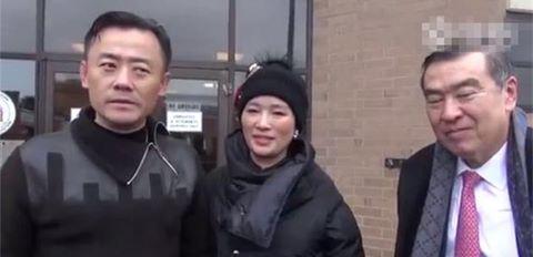 Tài tử Trung Quốc tỉnh bơ khi bị bắt giữ ở Mỹ