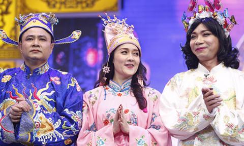Dàn Táo Quân cùng tham gia show diễn chào năm con gà