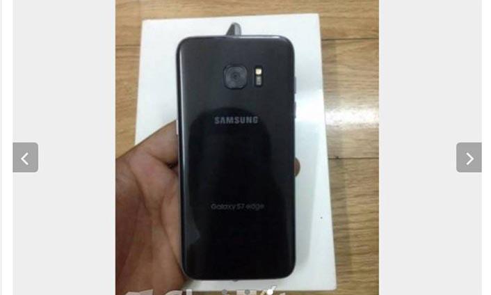 Cuối năm, Galaxy S7 edge nhái xuất hiện nhiều