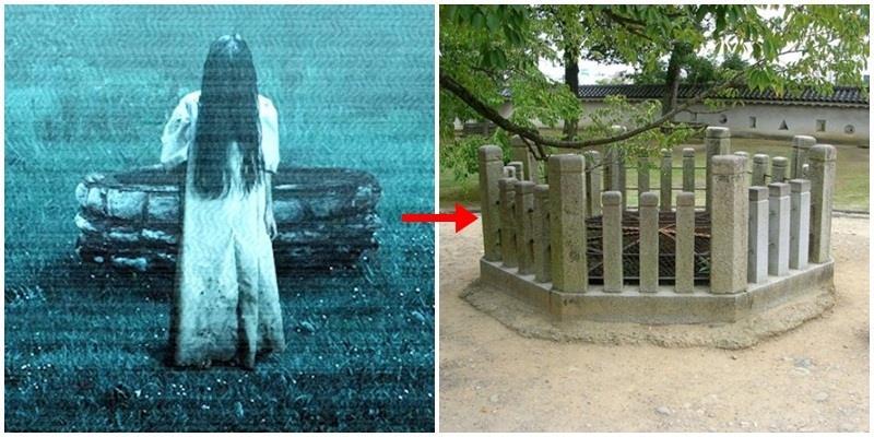 """Khi cái giếng """"ma quái"""" trong phim kinh dị """"The Ring"""" là có thật"""