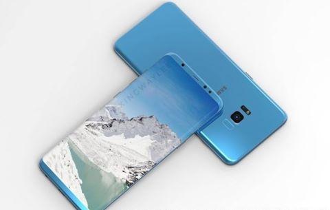 Thiết kế Galaxy S8 được đánh giá đẹp nhất từ trước đến nay
