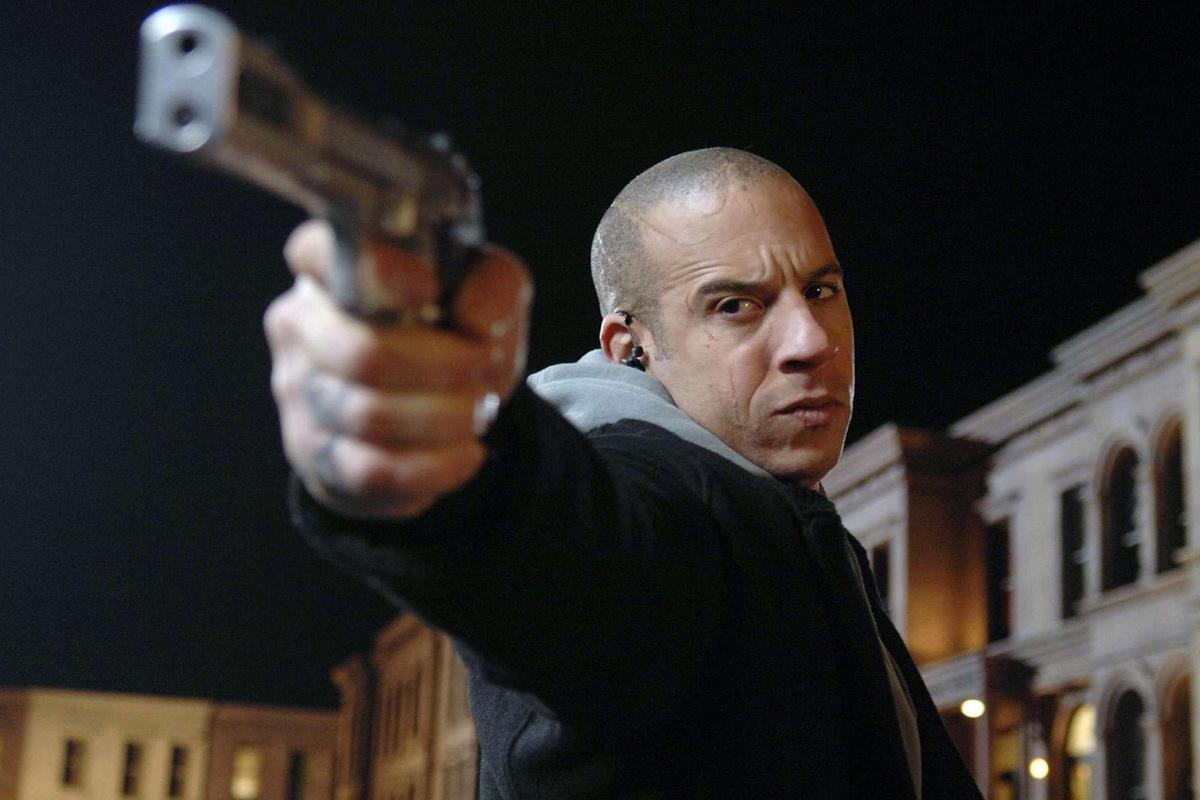 Những bom tấn hành động ấn tượng của Vin Diesel