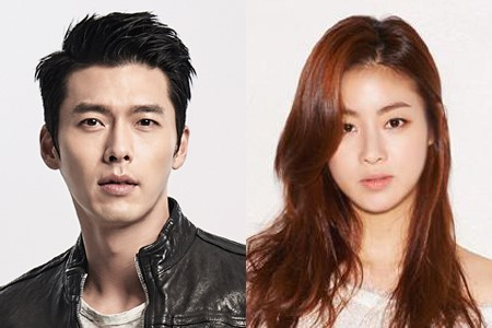 5 đôi tình nhân mới gây bất ngờ làng giải trí Hàn Quốc