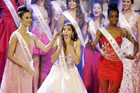 Philippines là cường quốc sắc đẹp 2 năm liên tiếp