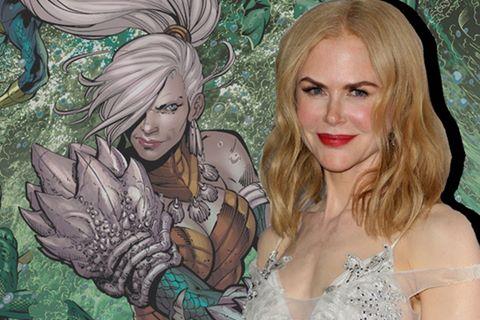 Nicole Kidman có thể gia nhập phim siêu anh hùng DC