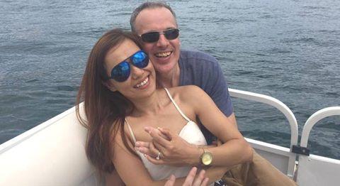 Lý Thanh Thảo được bạn trai Tây cầu hôn sau 4 năm chung sống