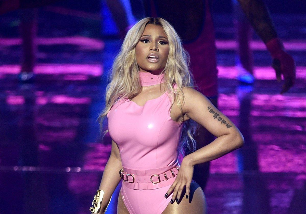 Nicki Minaj bị trộm đột nhập vào nhà