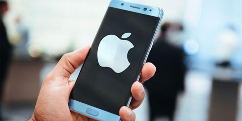Apple hủy diệt Samsung ở mặt trận quan trọng nhất