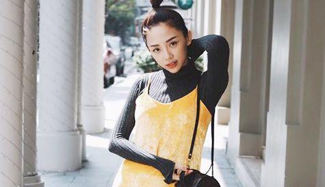 Sao Việt diện street style sành điệu ngày đầu năm