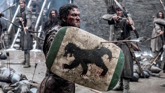 """""""Lion"""" và """"Game of Thrones"""" thắng giải Hiệp hội quay phim Mỹ"""