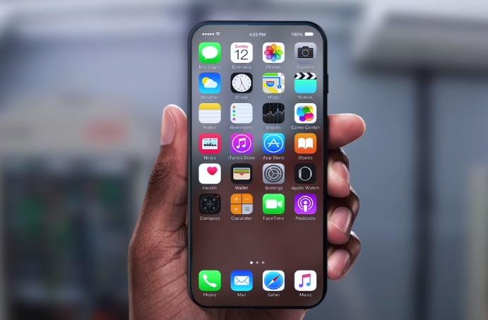 Ý tưởng iPhone trong suốt đánh bại mọi thiết kế của Apple