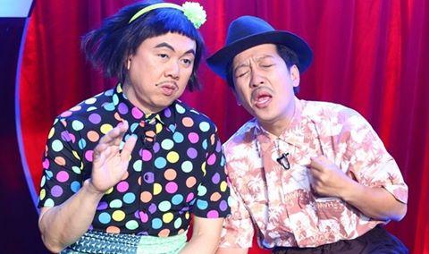 """Chí Tài, Thu Trang: """"Khán giả ném đồ, tôi bỏ diễn ngay"""""""