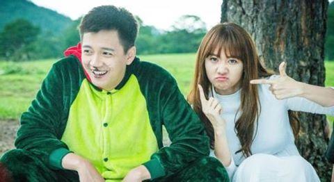 """Bài """"hit"""" của Hari Won được mua giá cao để làm nhạc phim"""
