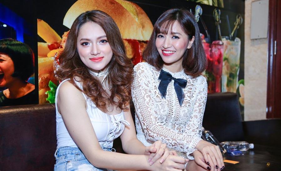 Bích Phương nữ tính, Hương Giang Idol quyến rũ dự sự kiện