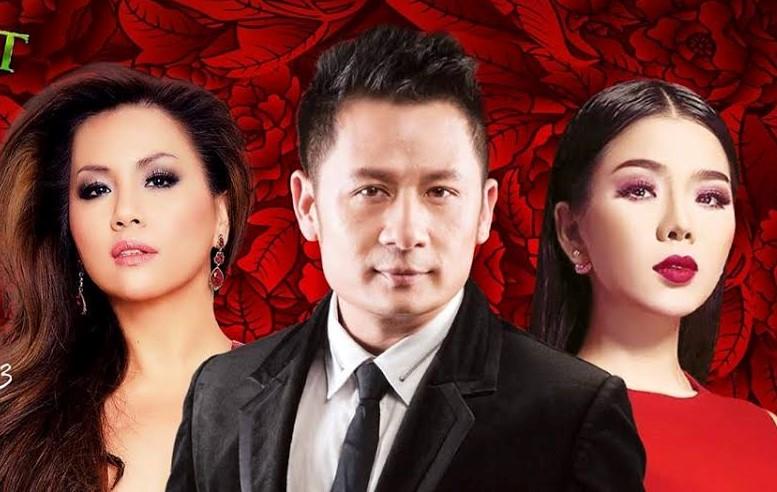 Minh Tuyết về Việt Nam làm tình nhân sân khấu của Bằng Kiều