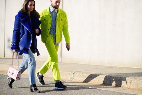 Xu hướng thời trang đường phố hot nhất New York Fashion Week