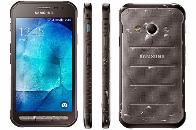 Samsung để lộ smartphone siêu bền Galaxy Xcover 4