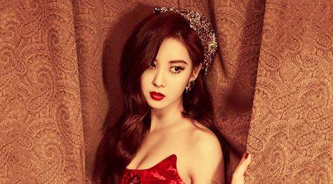 Seohyun (SNSD) từng đau khổ khi yêu đàn anh lớn tuổi