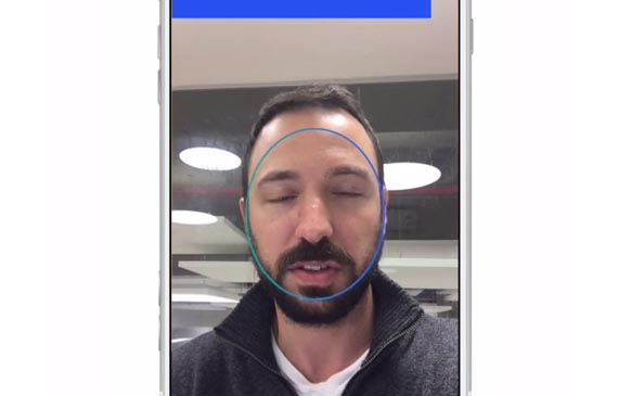 Trong tương lai, Apple sẽ trang bị nhận diện khuôn mặt