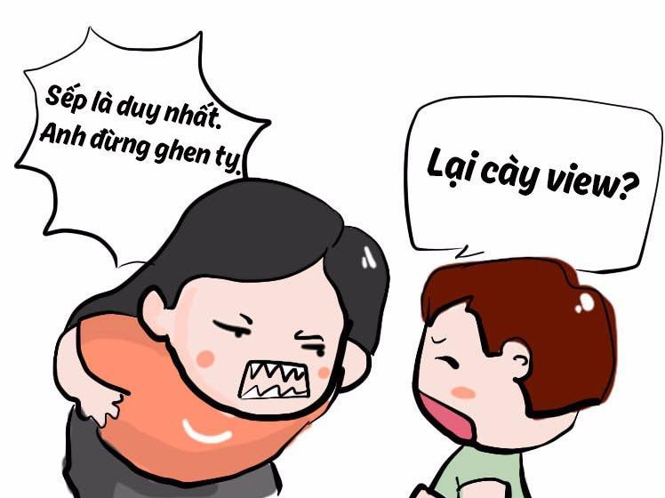 Tình huống bi hài khi bạn gái cuồng cày view cho MV Sơn Tùng