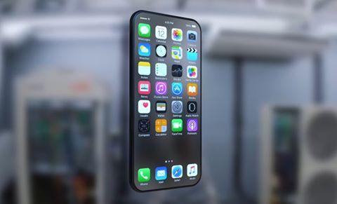 """iPhone 8 sẽ có camera selfie """"xoá phông"""", RAM 3 GB, màn OLED"""