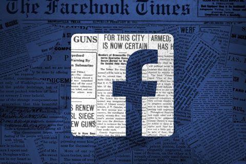 Facebook, Google đang mắc nợ báo chí
