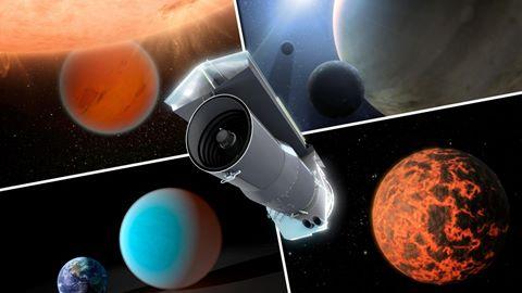 Hành trình khám phá 7 hành tinh giống Trái Đất