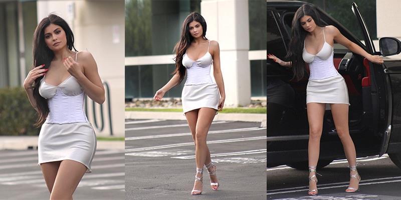 """Kylie Jenner gây sốt vì xuất hiện xinh đẹp và quyến rũ đến """"hoàn hảo"""""""