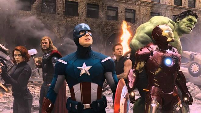 Marvel mở rộng cuộc chiến siêu anh hùng ra ngoài vũ trụ