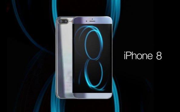 Apple sẽ bỏ cảm biến vân tay trên iPhone 8