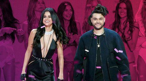 Selena Gomez theo chân The Weeknd đi tour