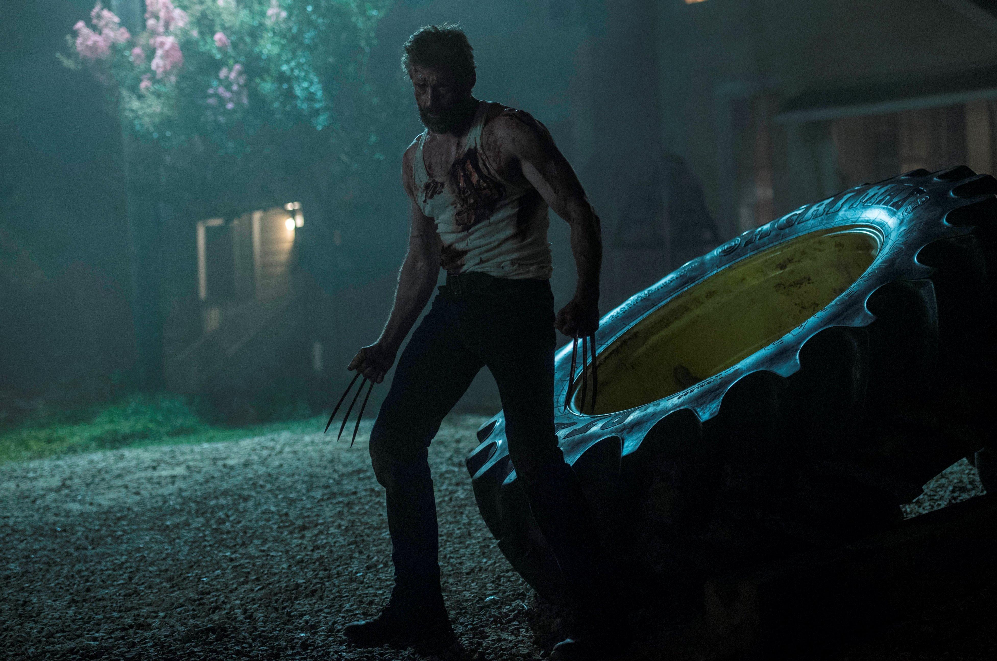 """8 tiết lộ thú vị của từ bom tấn """"Logan"""""""