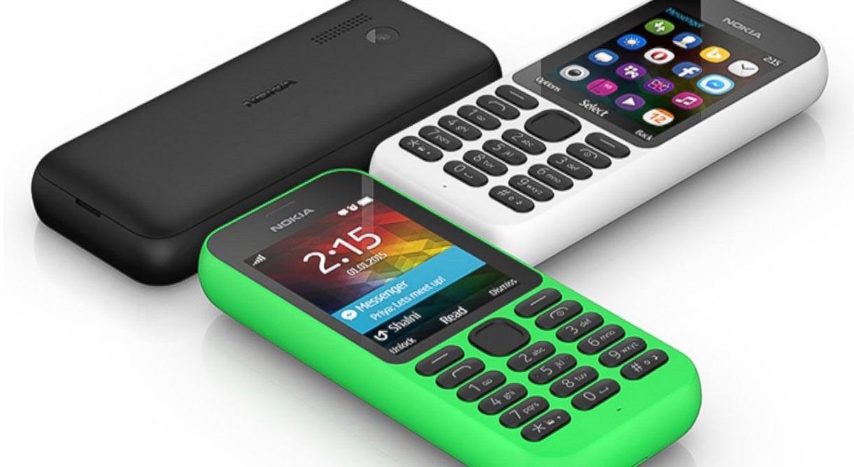 Nokia bán 35 triệu điện thoại phổ thông năm qua