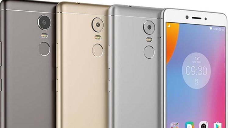 Smartphone Lenovo RAM 3 GB, pin 4.000 mAh giá 5 triệu đồng