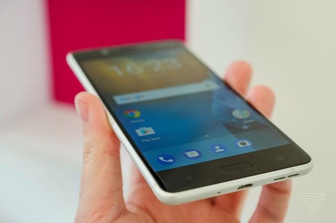 Ảnh thực tế Nokia 5 và Nokia 3: Khung kim loại, Android mới