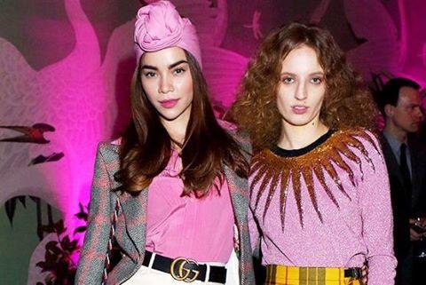 Hà Hồ vào nhóm sao mặc đẹp nhất Milan Fashion Week