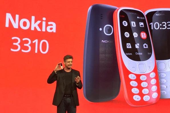 Nhà vua Nokia trở lại, lợi hại khác xưa