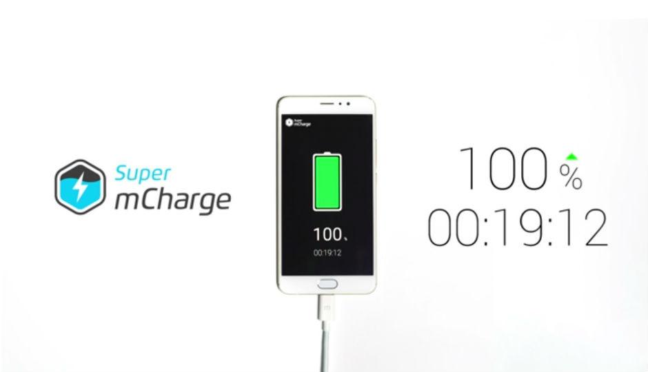 Sạc điện thoại từ 0 lên 60% trong 10 phút