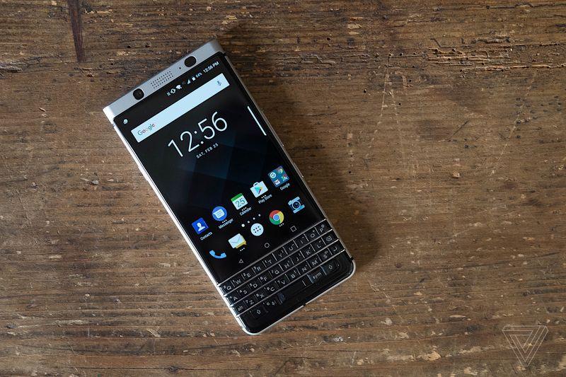 BlackBerry KeyOne - khi niềm kiêu hãnh trở thành đòn chí tử