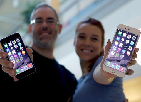 iPhone gặp lỗi nhiều hơn điện thoại Android