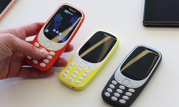 Nokia 3310 - minh chứng cho thị trường smartphone nhàm chán