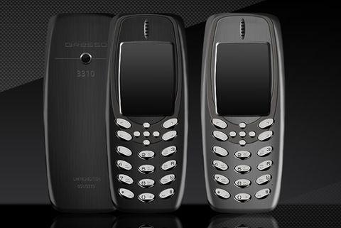 Nokia 3310 bản siêu sang giá 3.000 USD