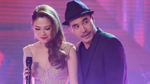 Thanh Thảo nhớ bạn trai cũ khi hát với Trung Dũng