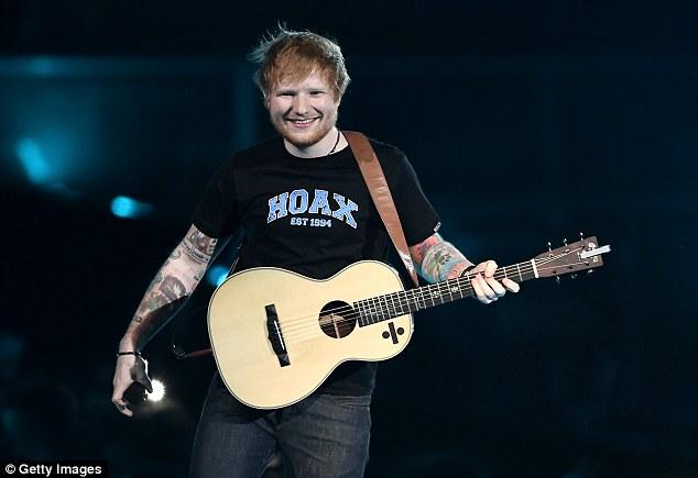 Ed Sheeran và công cuộc ghi danh lịch sử âm nhạc chỉ sau một đêm