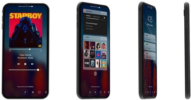 100% iPhone sản xuất năm 2019 dùng màn hình OLED